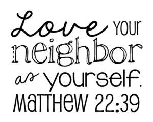 love-neighbour