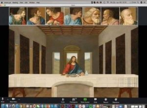 last-supper-on-zoom