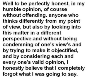 without-wanting-to-offend