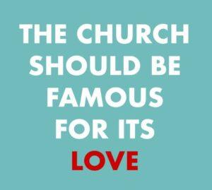 church-famous-love