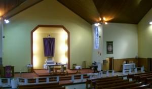 Inside St Oswald's